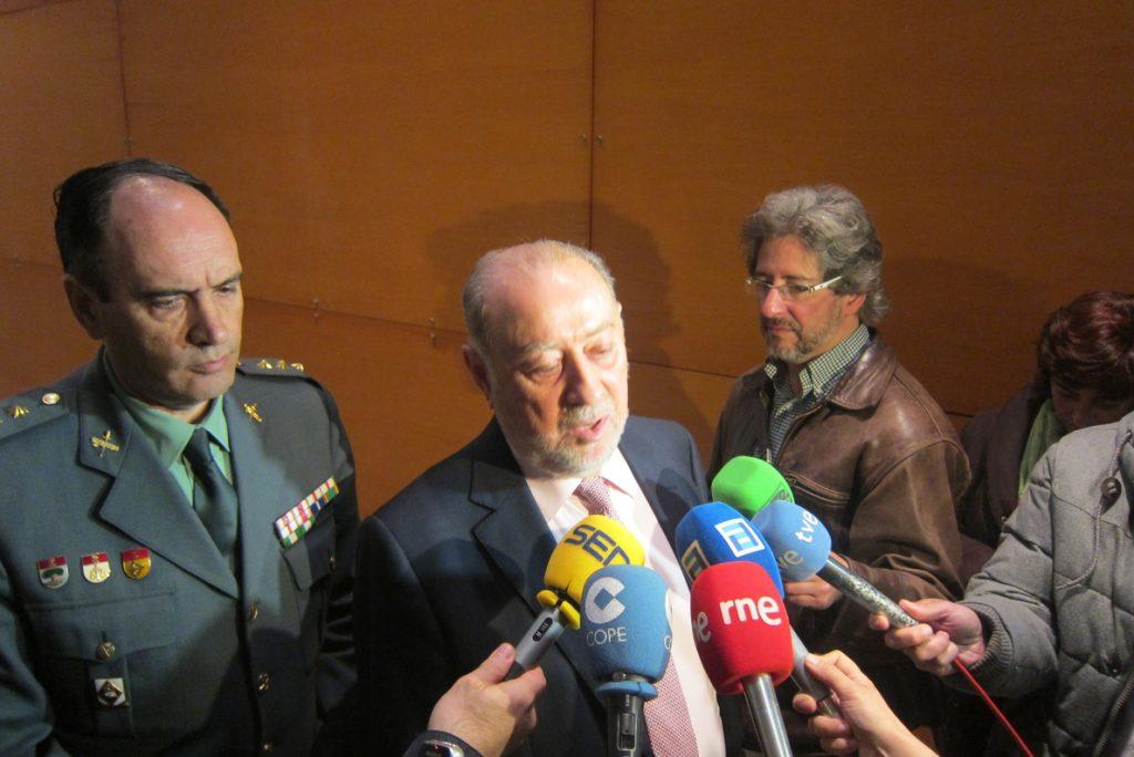 Gabino de Lorenzo deja el cargo de Delegado del Gobierno en Asturias