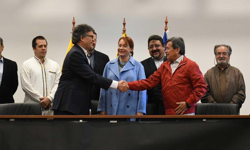 El Gobierno y el ELN encargan a la Iglesia y a la ONU evaluar la pasada tregua bilateral