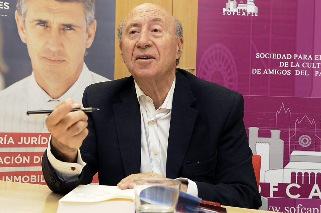 Peridis: «España debe convertir el patrimonio en una fuente de riqueza»