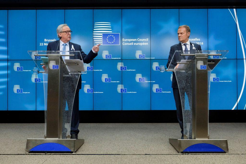 La UE muestra cautela ante el anuncio de su exención a los aranceles de EEUU