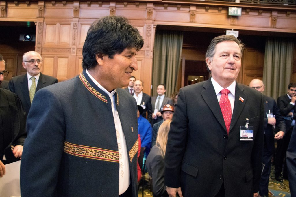 Chile «nunca se obligó a vincularse jurídicamente» para negociar con Bolivia
