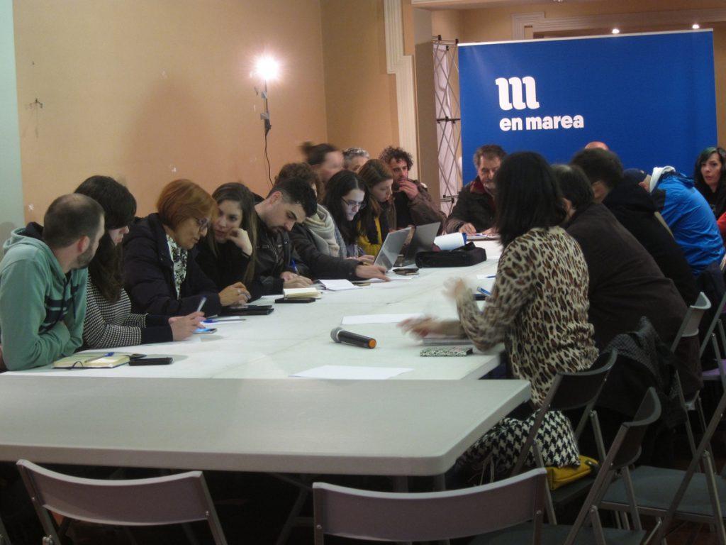 El Consello de En Marea pide que Quinteiro deje su acta de diputada sin el aval de Villares y los otros dos diputados