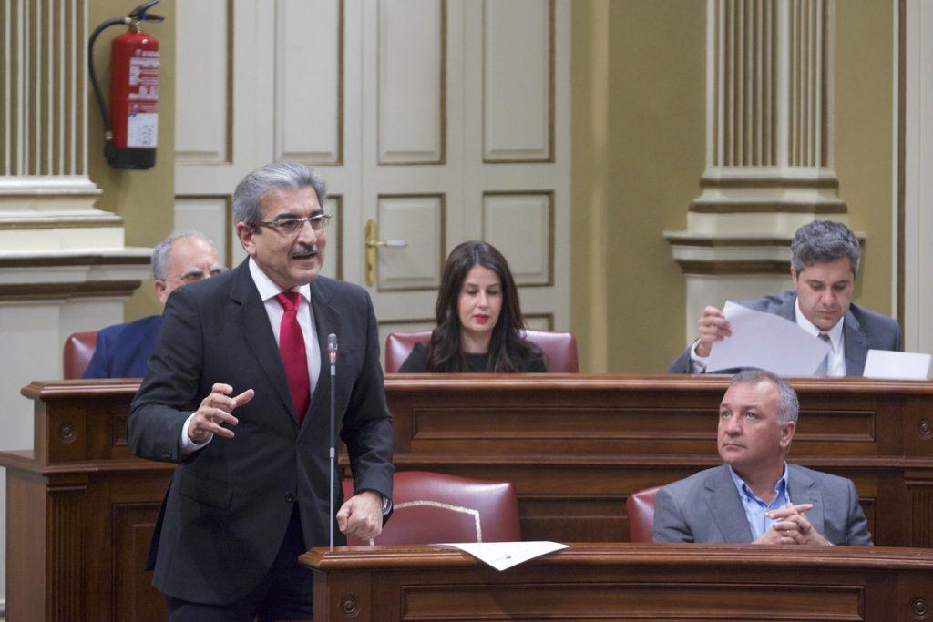 NC propone «comenzar de cero» para desbloquear la renovación de los órganos de control del Parlamento canario