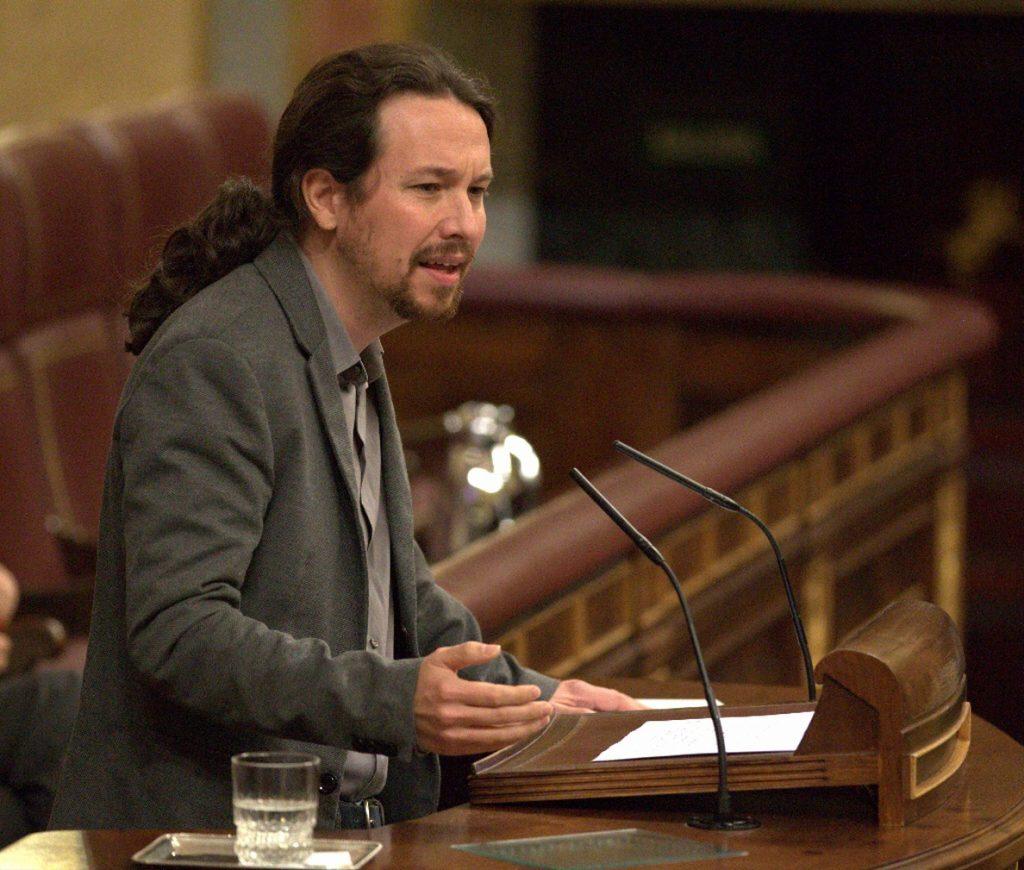 Pablo Iglesias denuncia que es «indecente» que «dirigentes catalanes vayan a la cárcel o se exilien»