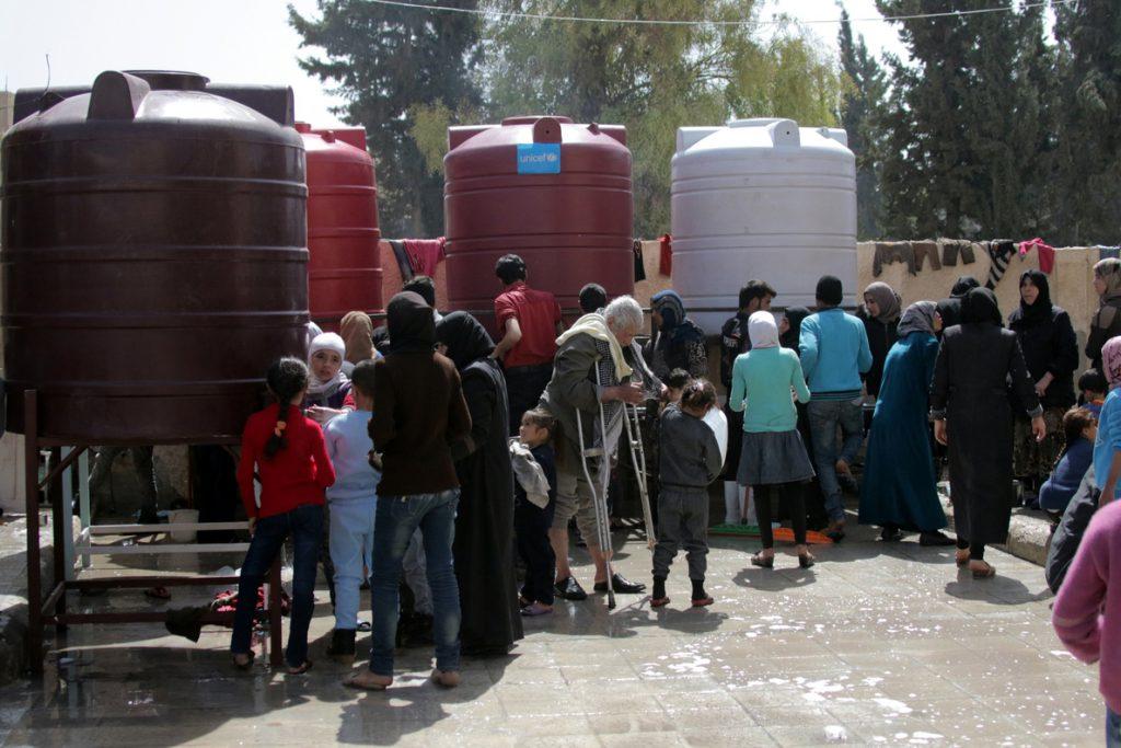 Empieza la evacuación de las poblaciones del sur de Guta Oriental tras el acuerdo