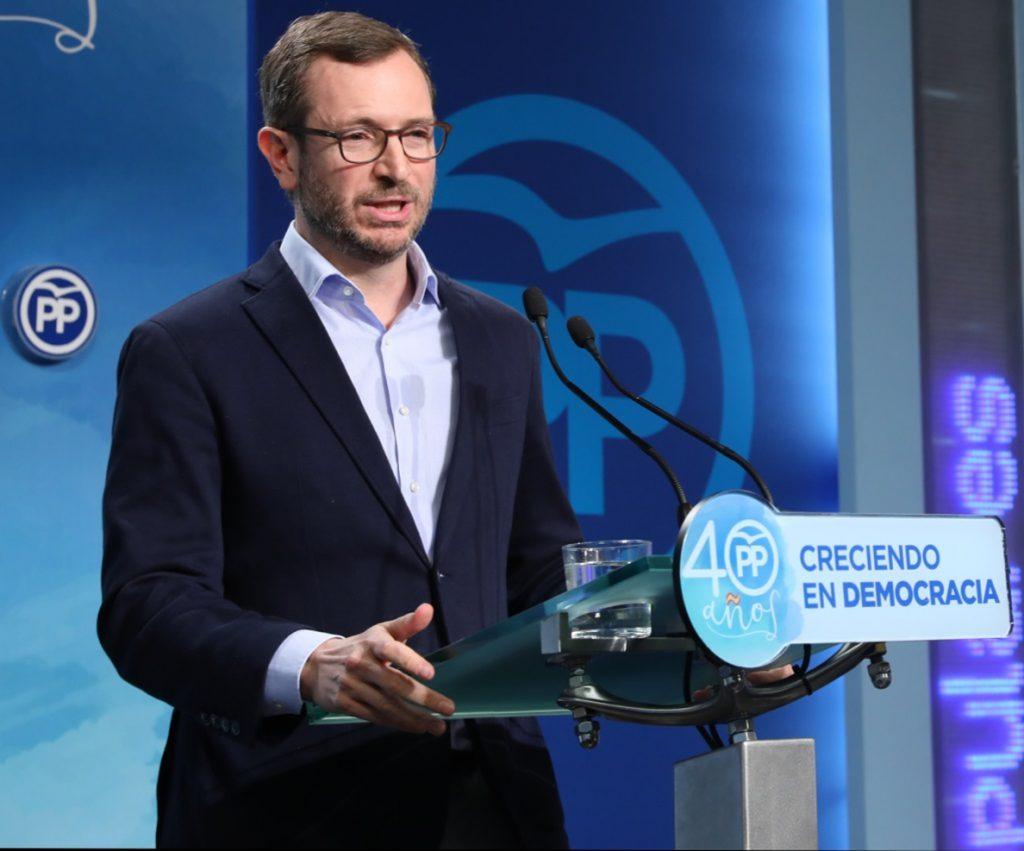 PP critica la irresponsabilidad de Ciudadanos por dejar al país a punto de no tener Presupuestos por Barreiro