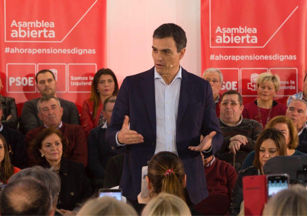 Pedro Sánchez acusa a los independentistas de apostar por el «caos» y «erosionar gravemente» la convivencia en Cataluña