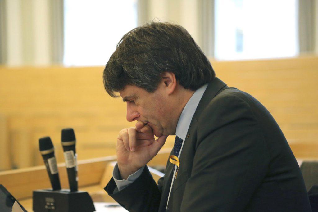 Finlandia ha recibido ya información adicional de la euroorden contra Puigdemont