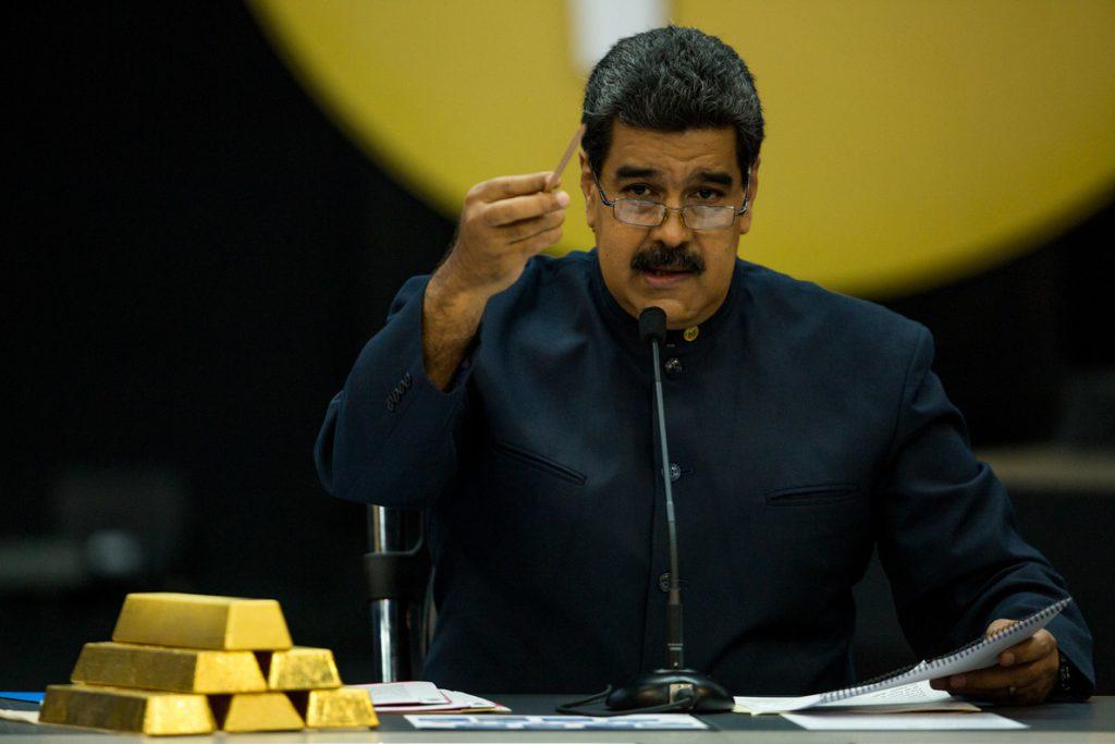 El bolívar venezolano intenta esconder la inflación bajo el tapete