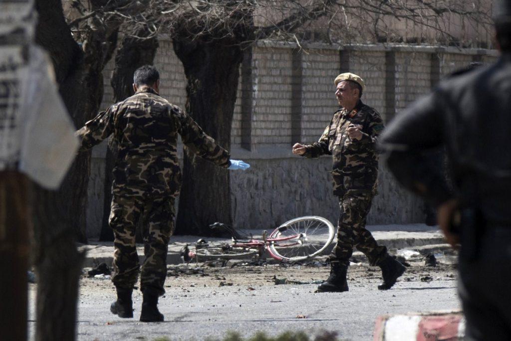 Al menos tres heridos tras la detonación de un artefacto explosivo en Kabul