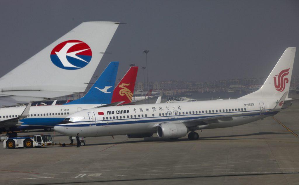 Air China inaugura el nuevo vuelo directo que enlaza Barcelona con Pekín
