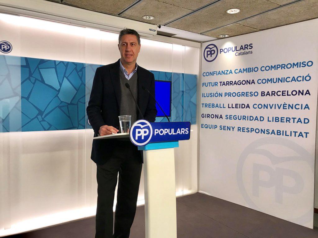 Albiol (PP) afirma que la detención de Puigdemont demuestra que «España es un país de la UE»