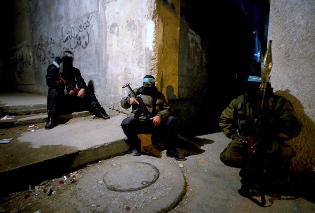 El brazo armado de Hamás realiza maniobras «defensivas» en Gaza
