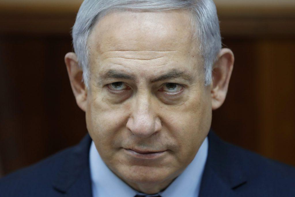 Netanyahu felicita a EEUU por condicionar los fondos para la ANP a los salarios de los presos