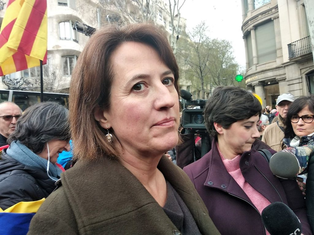 Paluzie (ANC) apela a la opinión pública de la UE y Alemania para no extraditar a Puigdemont