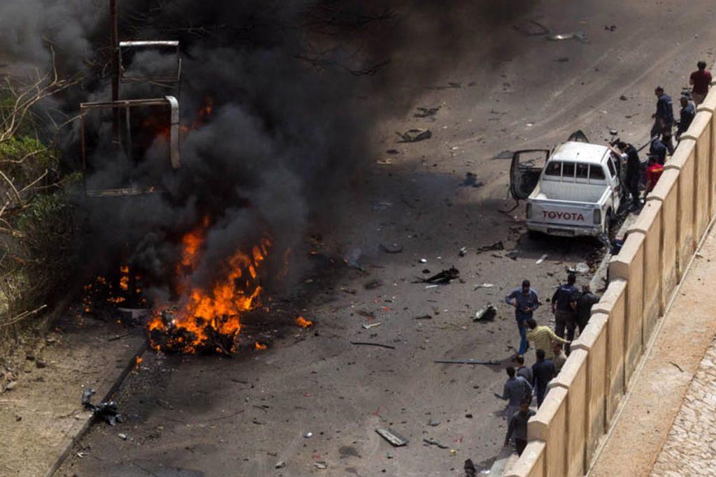 La Policía egipcia abate a 6 «terroristas» involucrados en el ataque de Alejandría