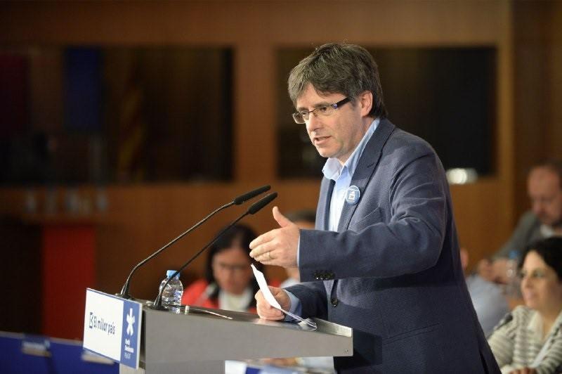 Puigdemont declara este lunes ante el juez