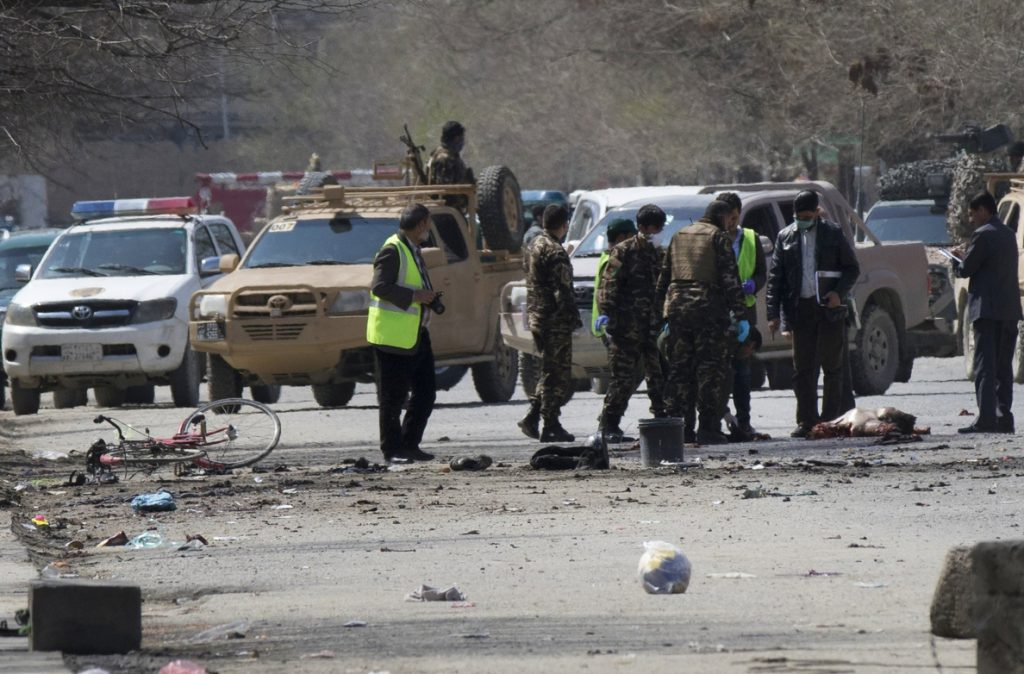 Al menos 3 muertos y 7 heridos en un atentado cerca de una mezquita en Afganistán
