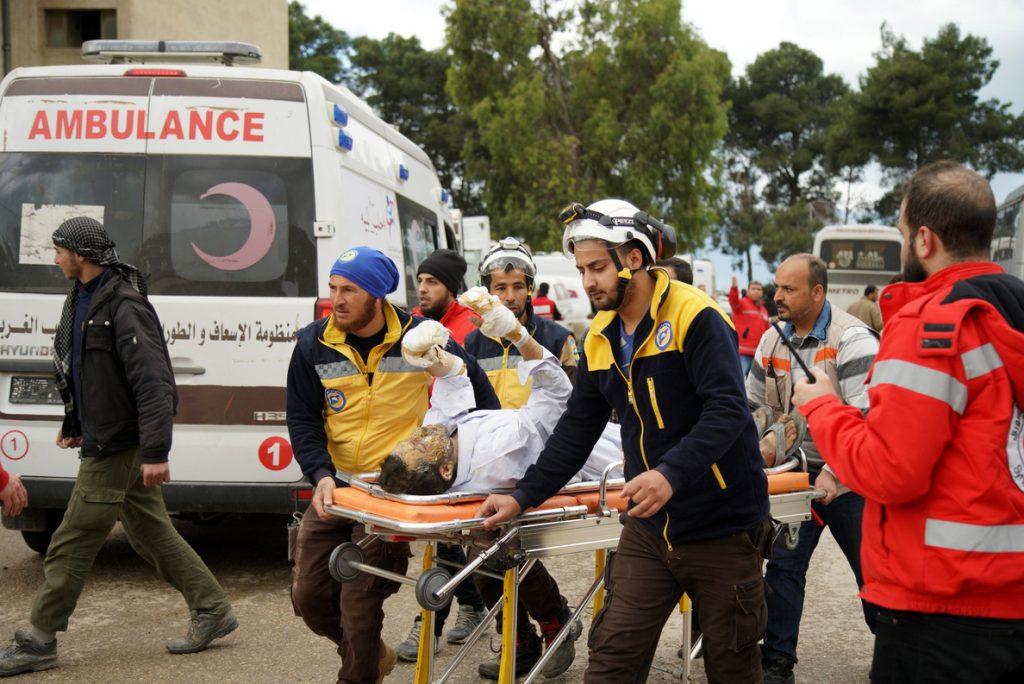 Mueren 26 efectivos sirios y nueve yihadistas del EI en el noreste de Siria