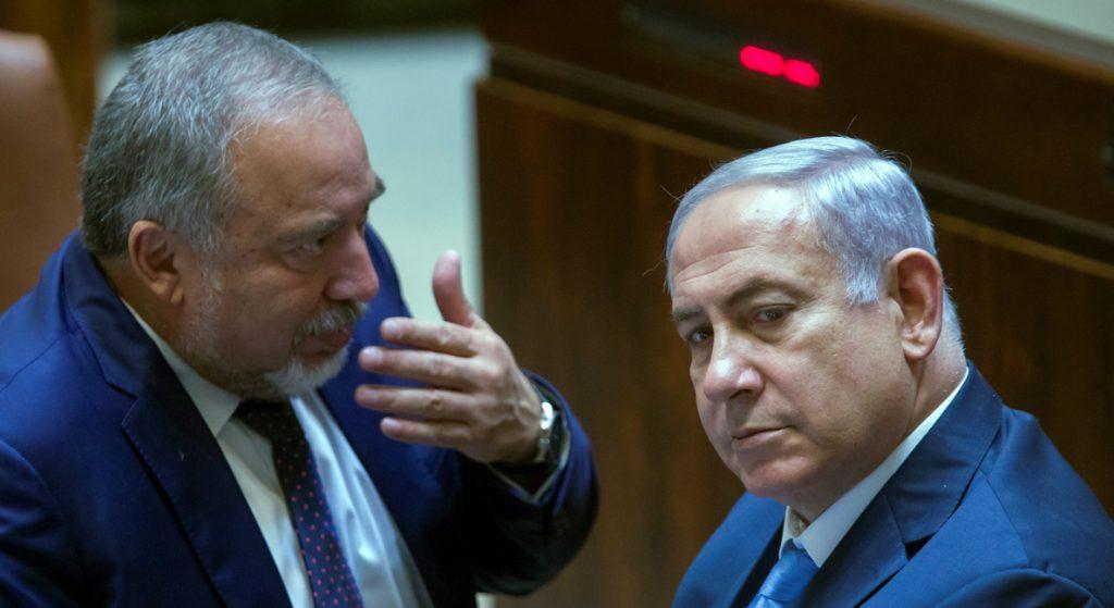Lieberman agradece a EEUU la ayuda financiera para los sistemas antimisiles