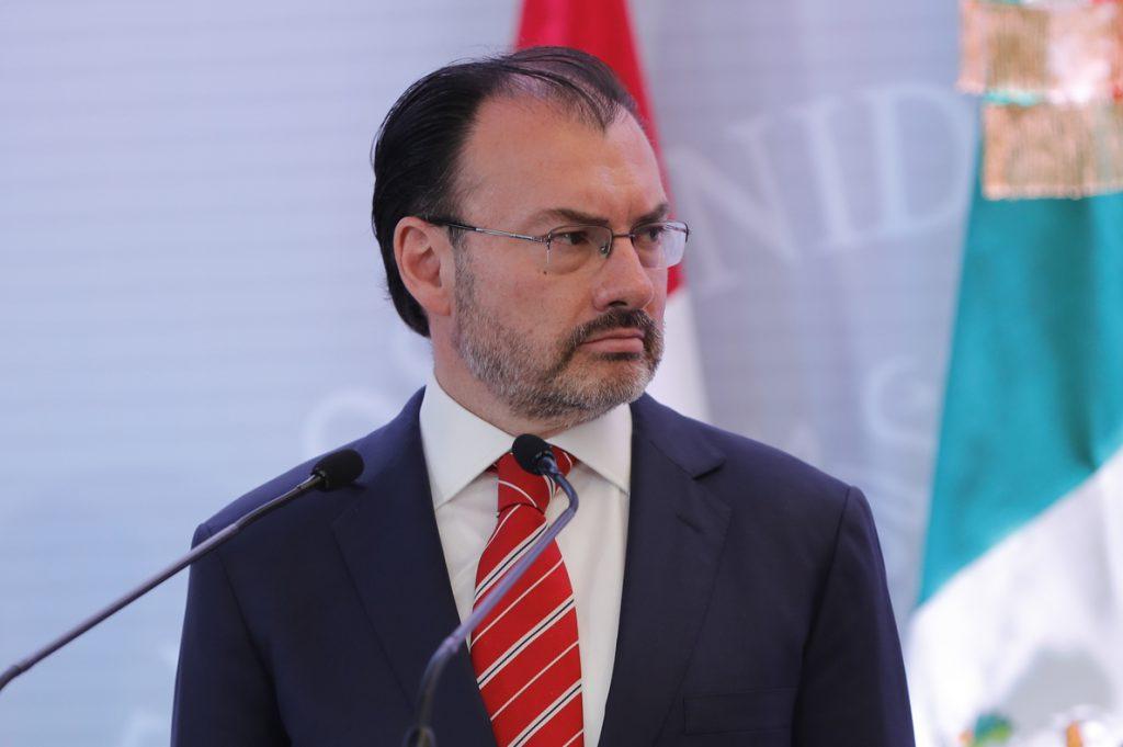 México condena ataque en Reino Unido y se reserva respuesta diplomática