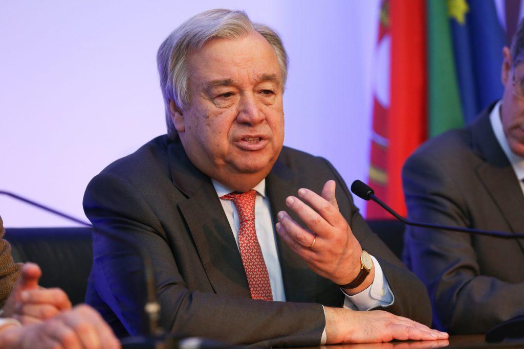 La ONU evita valoraciones sobre el anuncio de la expulsión de diplomáticos rusos