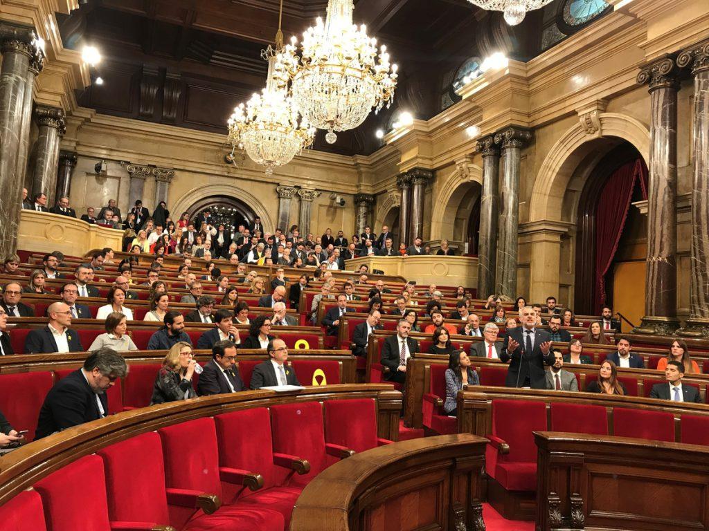 La detención de Carles Puigdemont pone en jaque la política catalana