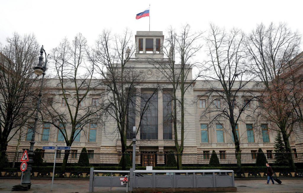 Rusia expresa una enérgica protesta por las expulsiones de sus diplomáticos