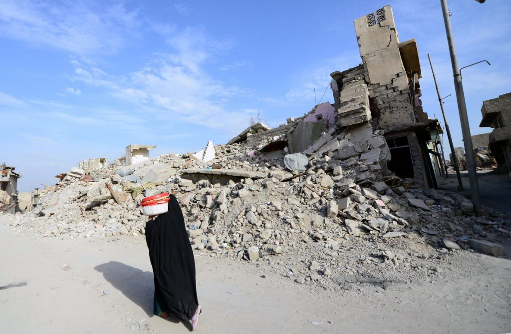 Más de treinta combatientes del EI muertos en Irak en operaciones al sur de Mosul