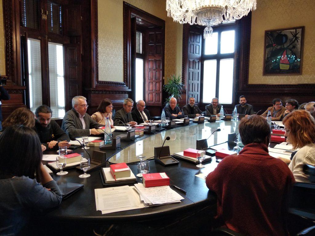 El pleno para defender la investidura de Puigdemont se celebrará el próximo miércoles