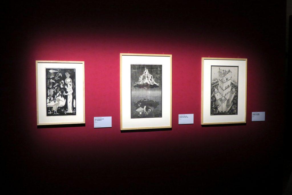 El arte perfeccionista de Escher deja «fascinado» a portugueses y extranjeros