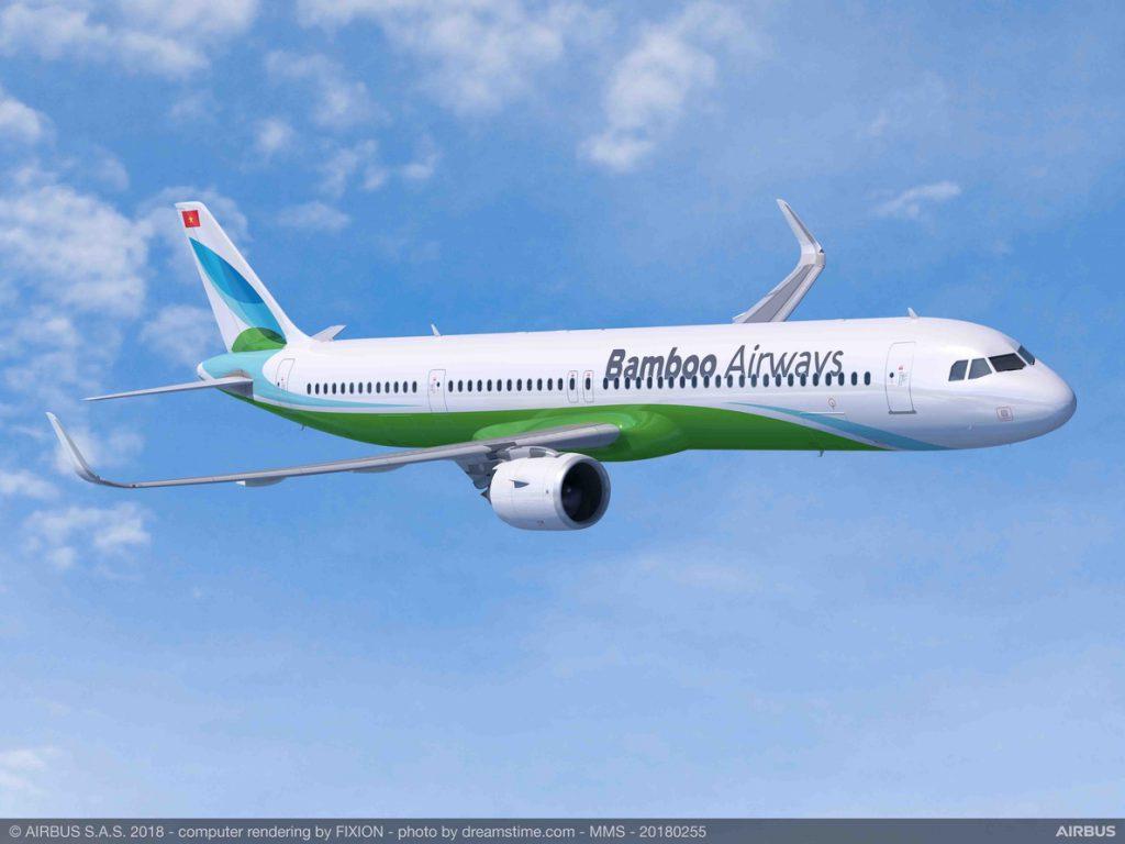 La vietnamita FLC compra hasta 24 aviones A321neo para la nueva Bamboo Airways por 2.500 millones