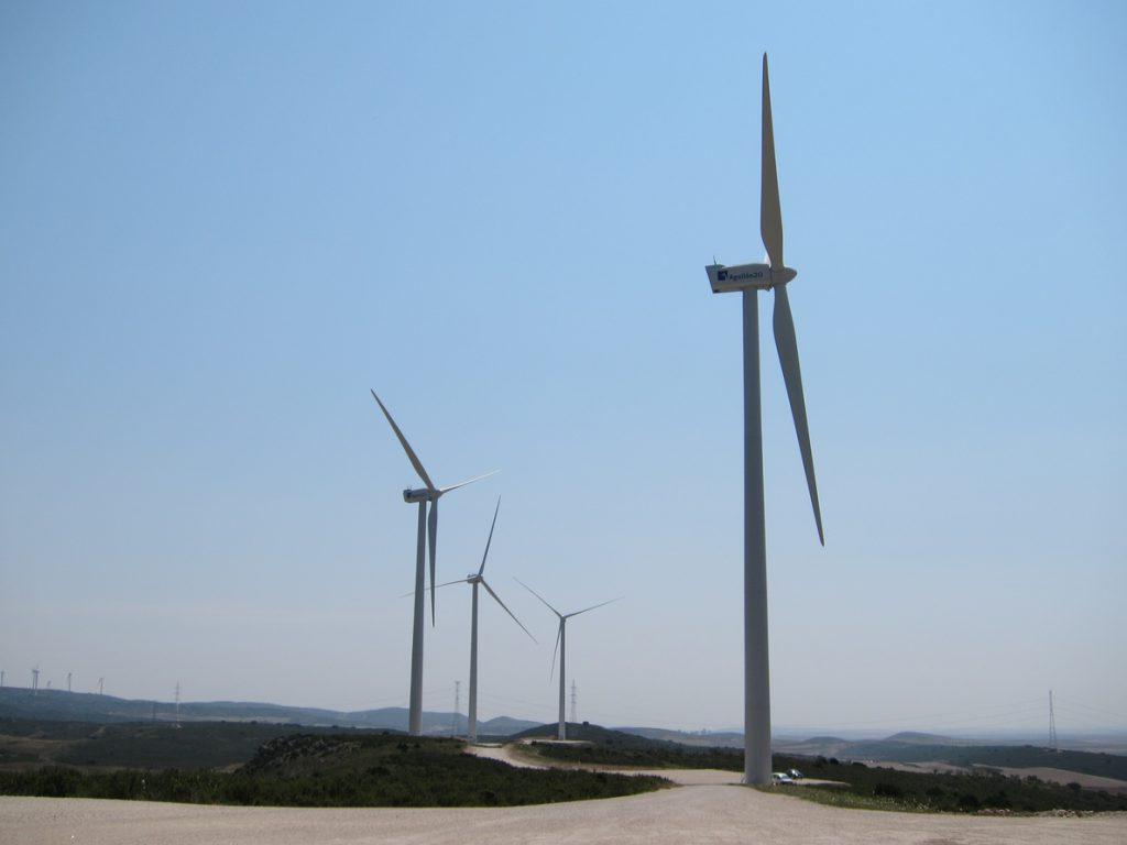 Endesa invertirá 25,3 millones en la construcción de un parque eólico en Fuendetodos (Zaragoza)