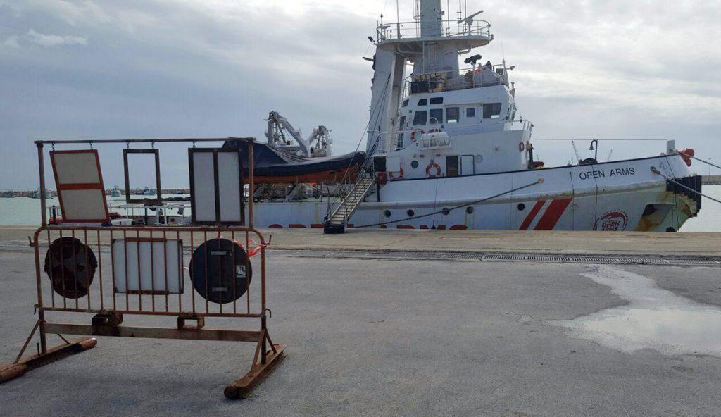 Open Arms denuncia en Bruselas la «criminalización» de las ONG en el Mediterráneo