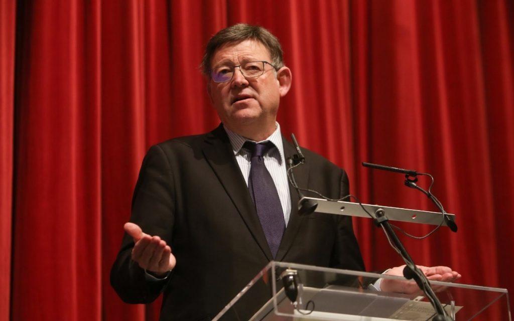 Puig sobre la presunta financiación de PSPV y Bloc: «Actuaremos desde la tolerancia cero hacia actos no correctos»