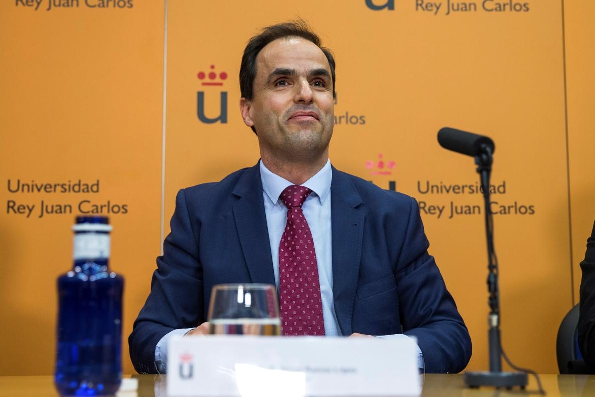 La Universidad Rey Juan Carlos se desmarca de la versión de Cifuentes