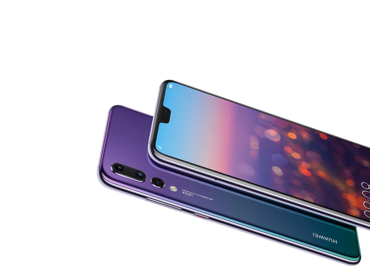 Huawei P20 Pro, la triple cámara y un diseño espectacular disparan el listón de la gama premium de »smartphones»
