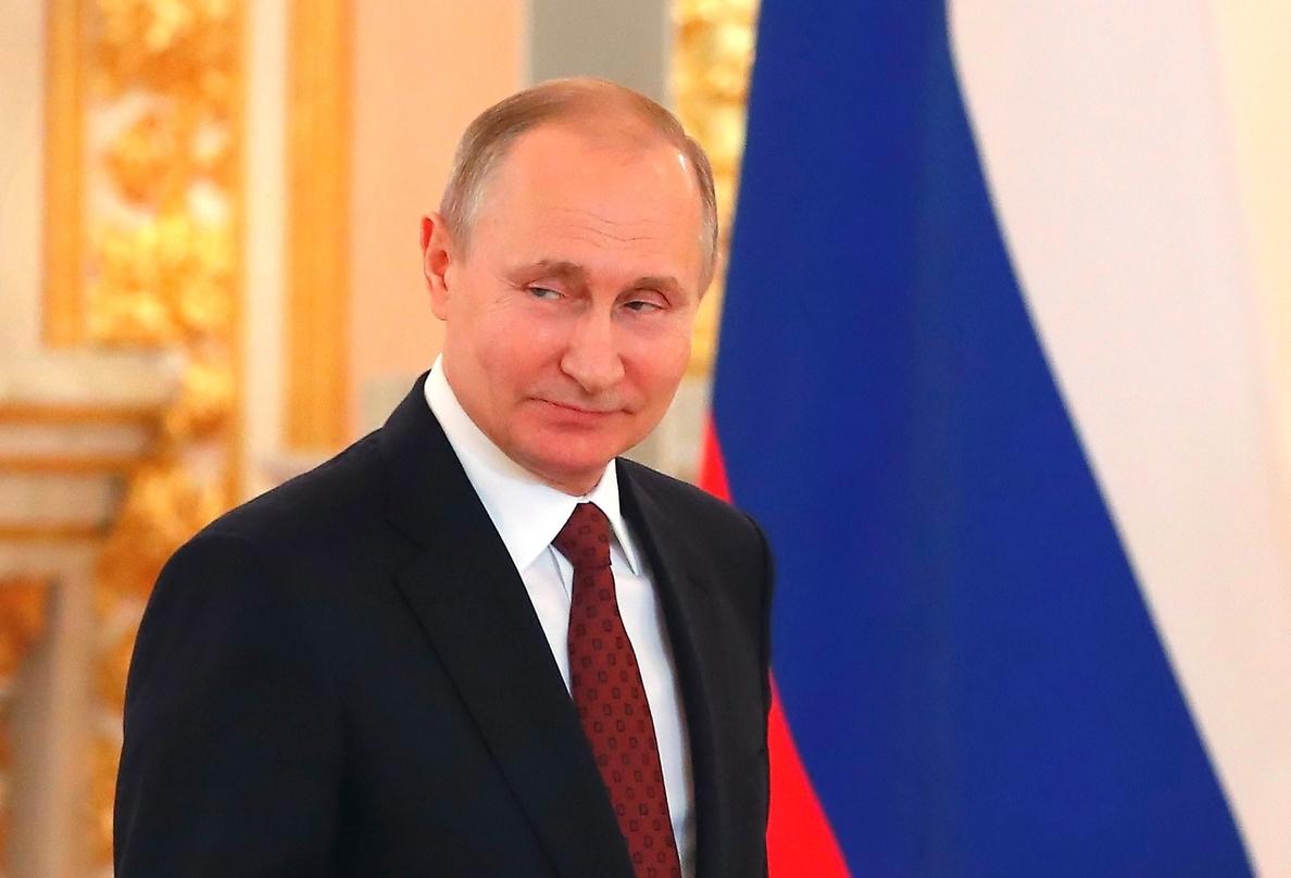Putin acusa a EEUU de consentir a los terroristas con su ataque a Siria