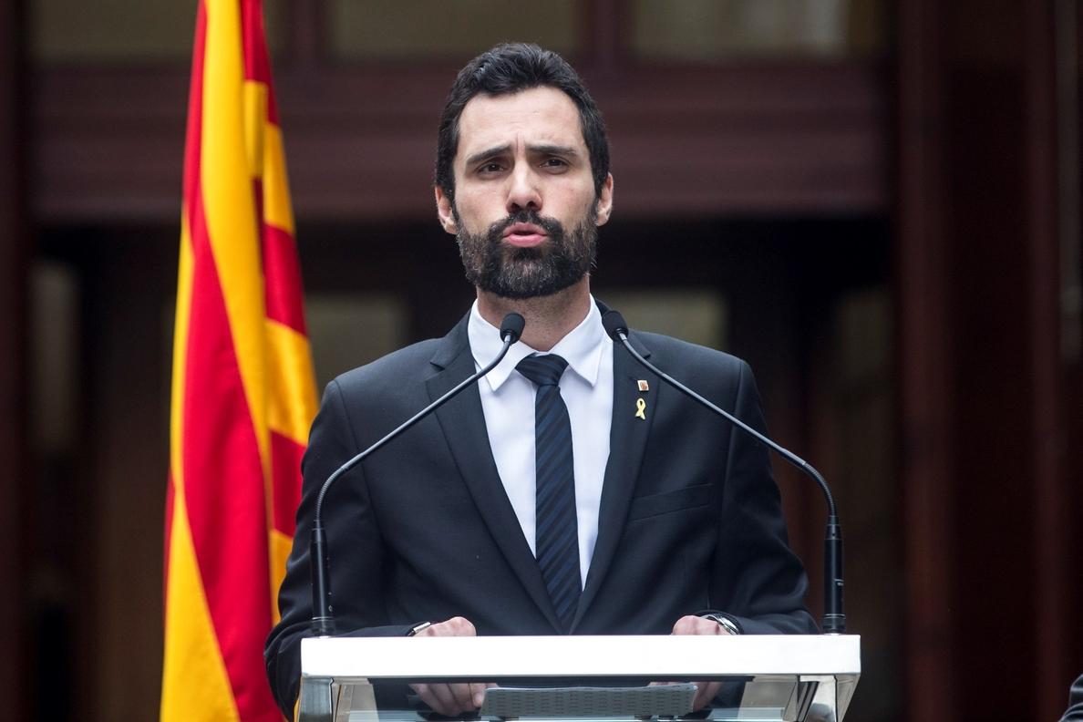 Torrent garantiza compromiso ERC con república,»dispuestos a jugárnoslo todo»