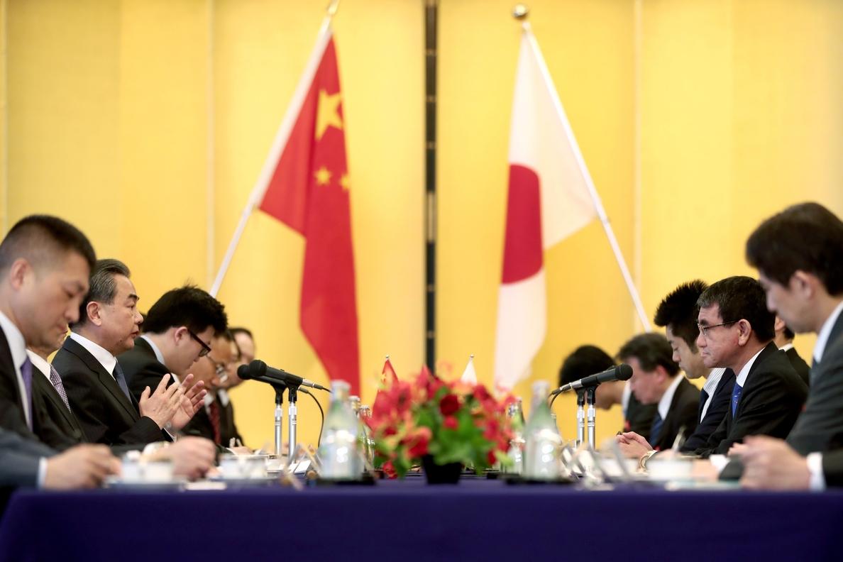 Tokio pide a Pekín que ayude en la desnuclearización de Corea del Norte