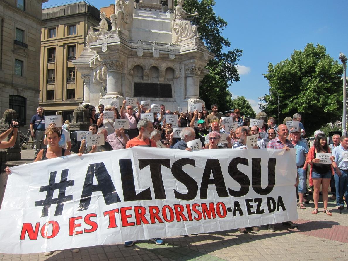 8 acusados y 375 años de cárcel: ¿qué pasó en Alsasua?