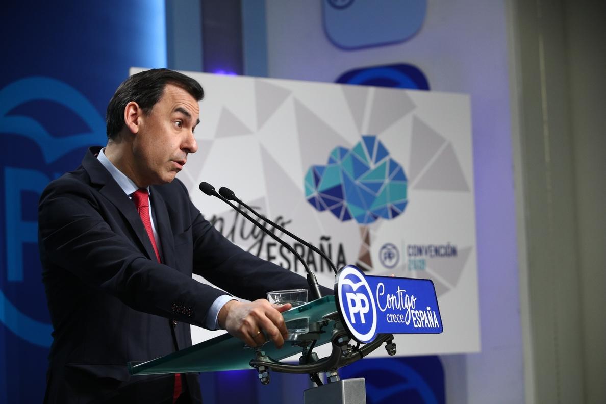 Maillo (PP) sobre la posible dimisión de Cifuentes: «No creo que sea un tema de Rajoy»