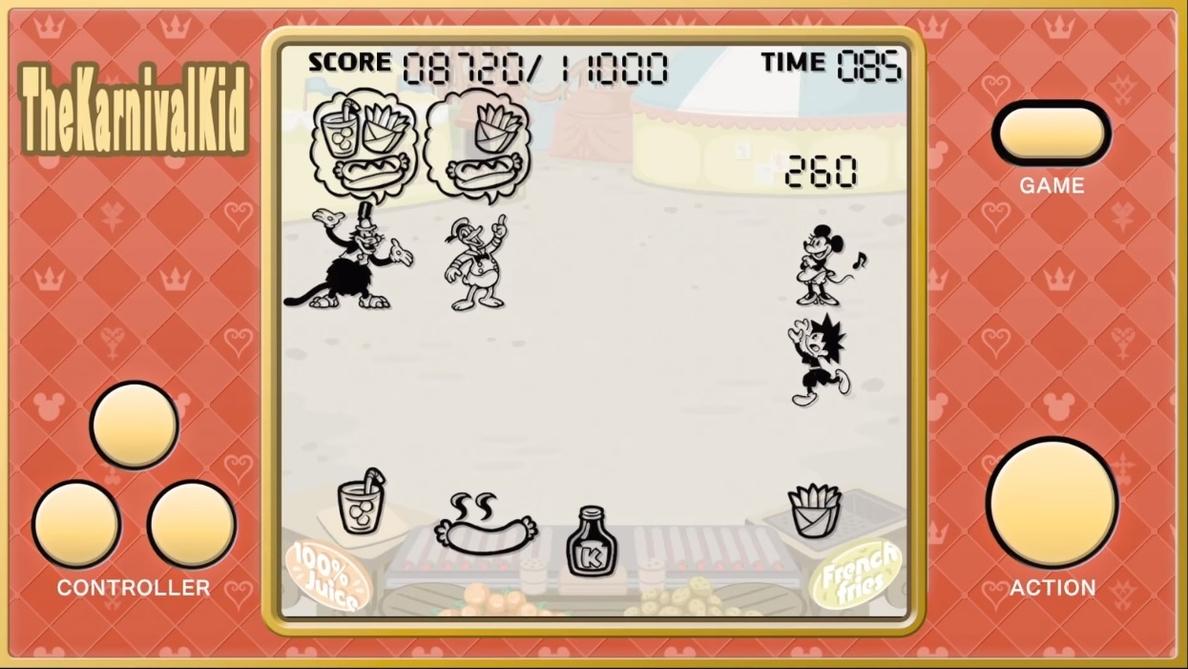 Square Enix incluirá minijuegos de corte clásico en Kingdom Hearts III