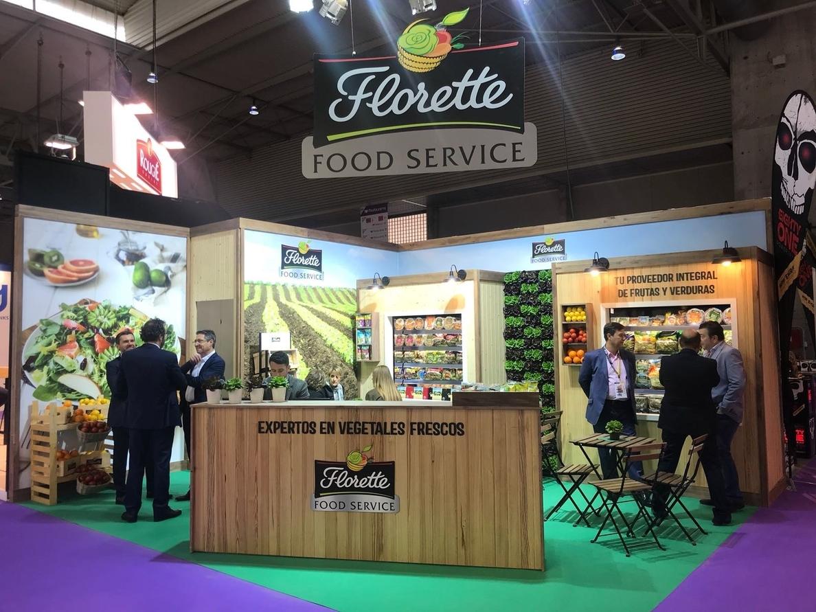 La división de »food service» de Florette crecerá más del 20% en 2018