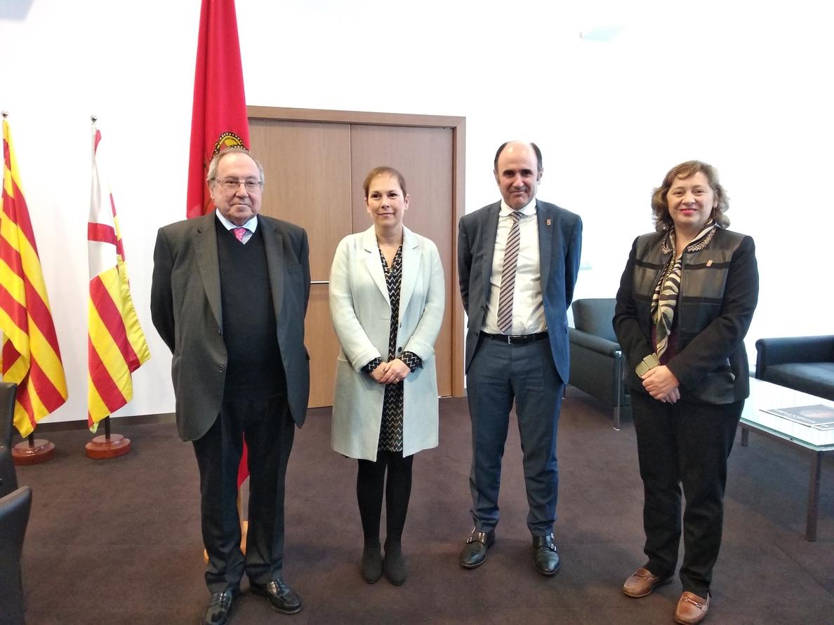 Barkos reitera su apoyo a las víctimas de Alsasua y pide devolver el caso a Navarra