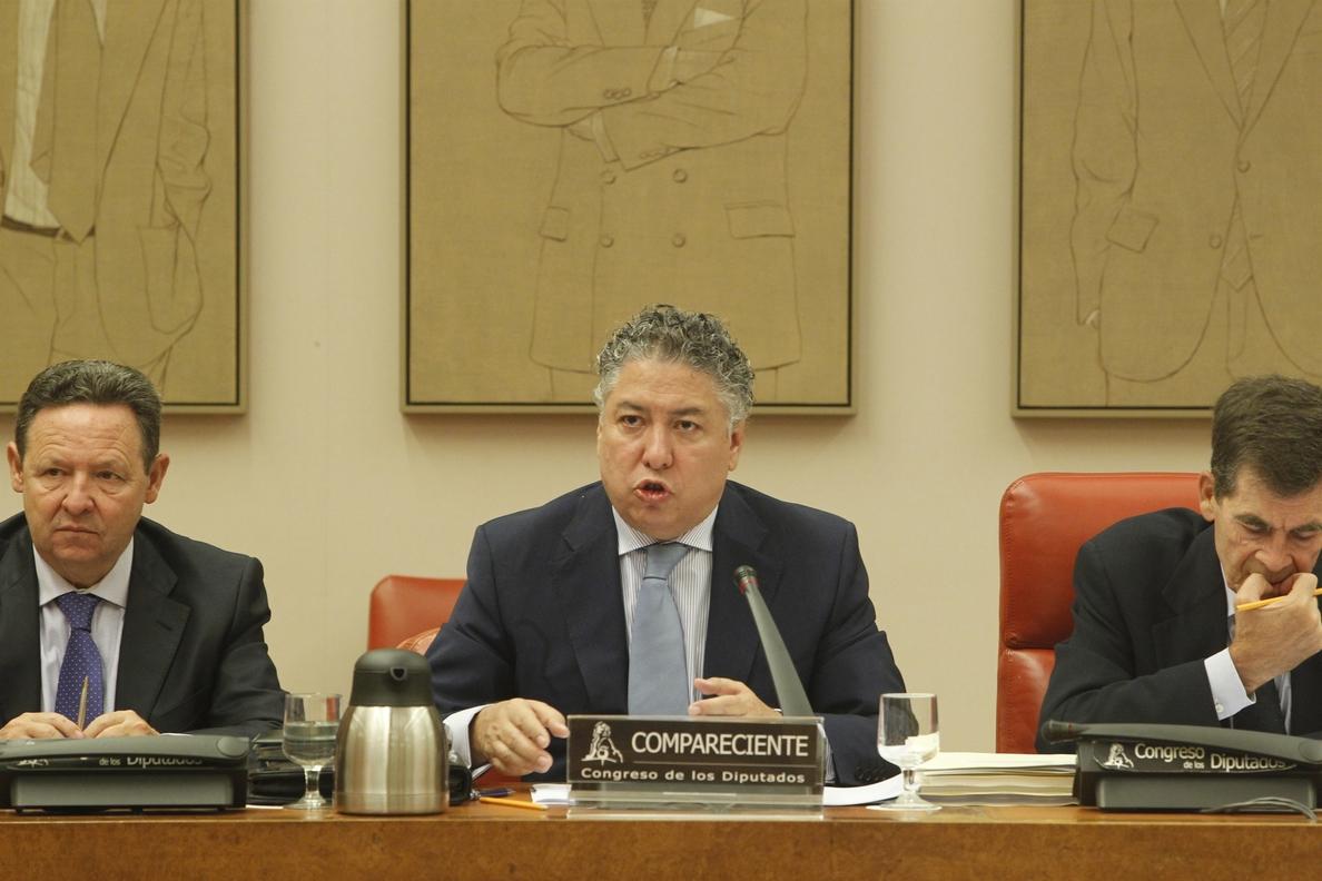 Burgos (Seguridad Social) pide al Pacto de Toledo un acuerdo para financiar pensiones con nuevos recursos