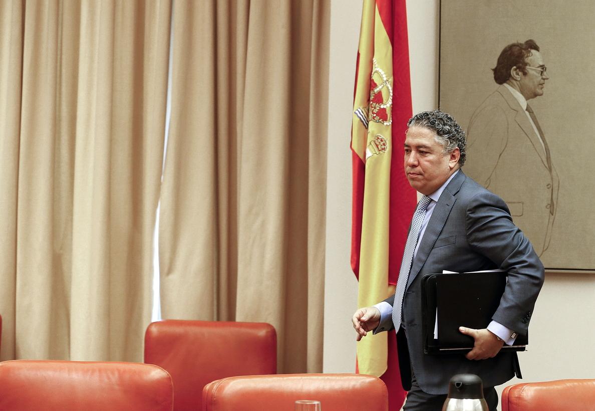 Burgos dice que el Estado financia pensiones a la espera del Pacto de Toledo