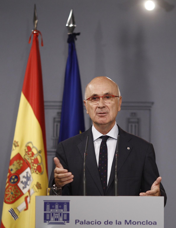 Durán i Lleida afirma que «no es justo» decir que los jueces actúan «por criterios políticos» en el »procés»