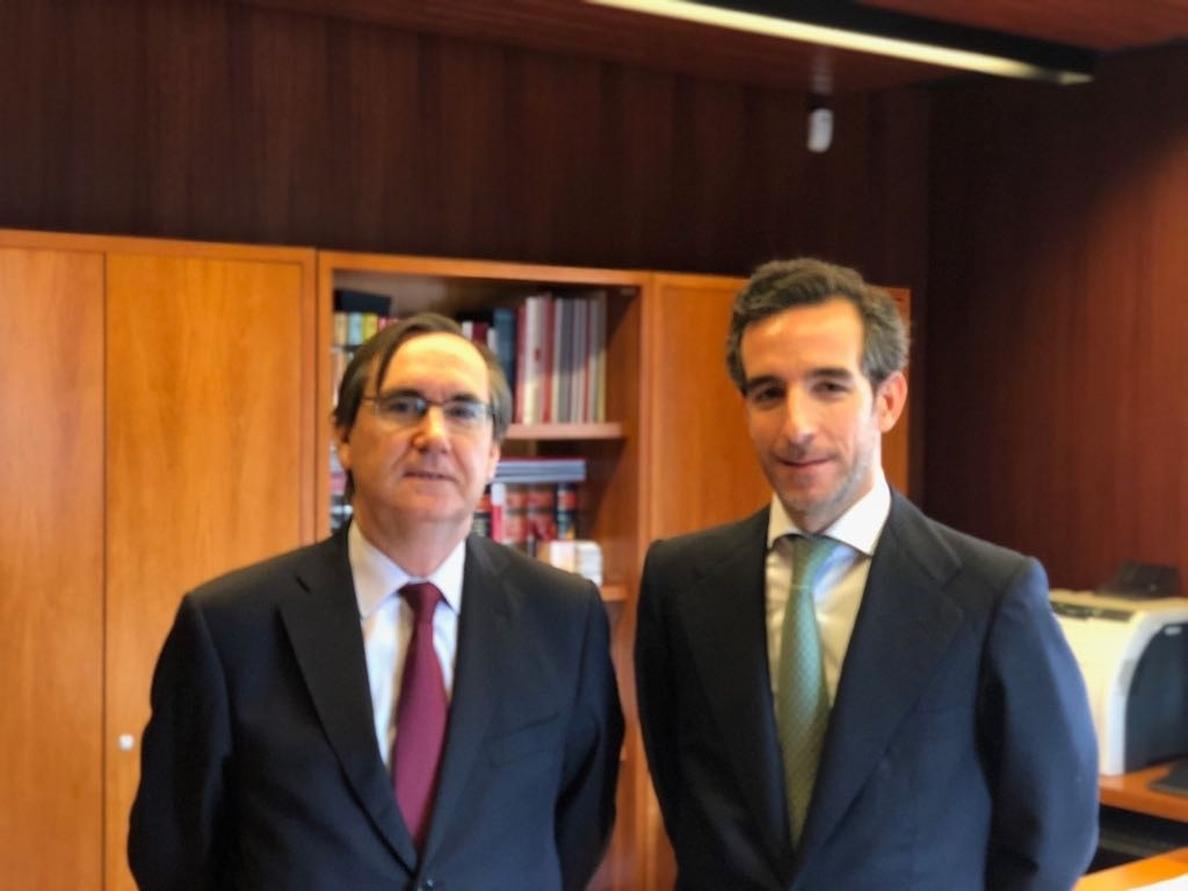 El ISDE entra a formar parte del Pleno de la Cámara de Comercio de Madrid