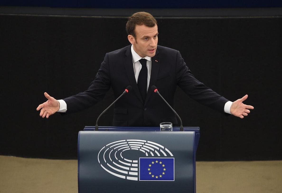 Macron, sobre las regiones que buscan la independencia: «La Constitución no se trocea, la soberanía no se divide»